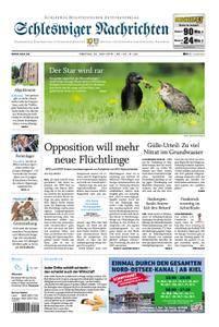 Schleswiger Nachrichten - 22. Juni 2018