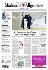 Märkische Allgemeine Prignitz Kurier - 29. September 2017
