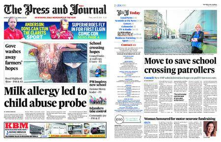 The Press and Journal Moray – June 22, 2018