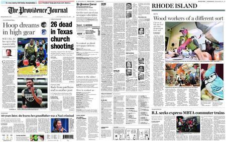 The Providence Journal – November 06, 2017