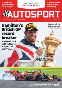 Autosport – 18 July 2019