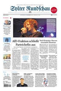 Sylter Rundschau - 05. Dezember 2018