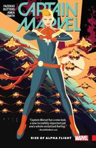Captain Marvel v01-Rise of Alpha Flight 2016 Digital F Kileko