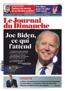 Le Journal du Dimanche - 08 novembre 2020