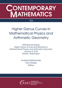 Higher Genus Curves in Mathematical Physics and Arithmetic Geometry