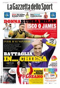 La Gazzetta dello Sport Sicilia – 13 agosto 2019