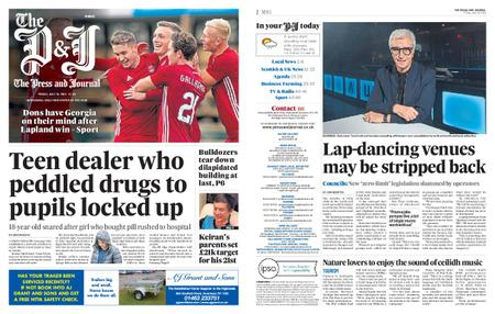 The Press and Journal Moray – July 19, 2019