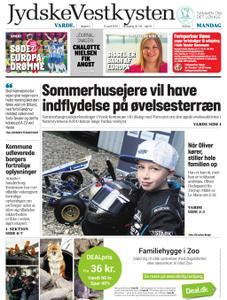 JydskeVestkysten Varde – 15. april 2019