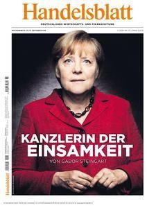 Handelsblatt - 09. September 2016