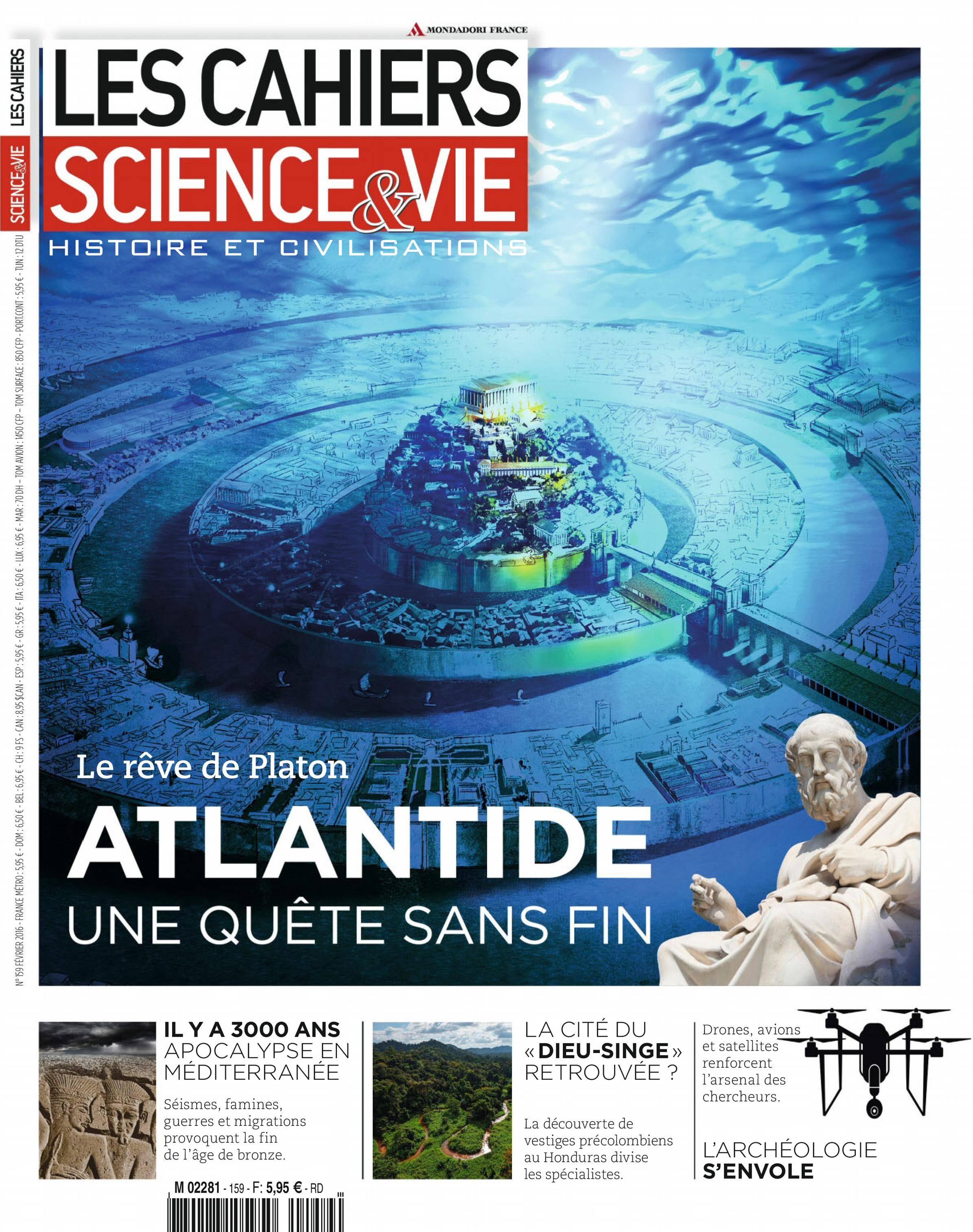 Les Cahiers de Science & Vie - février 2016