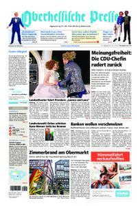 Oberhessische Presse Marburg/Ostkreis - 29. Mai 2019