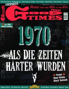 GoodTimes – Februar 2020