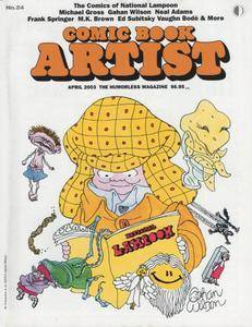 Comic Book Artist 24