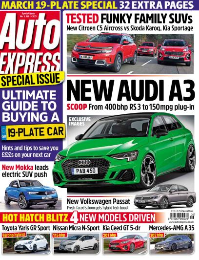 Auto Express - 6 February 2019