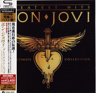 Bon Jovi - Greatest Hits: The Ultimate Collection (2010) 2CD, Japanese SHM-CD