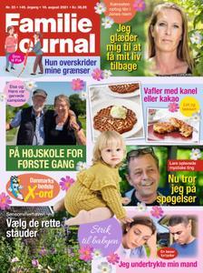 Familie Journal – 16. august 2021