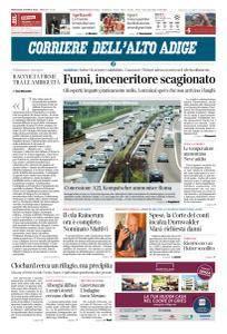 Corriere dell'Alto Adige - 18 Aprile 2018
