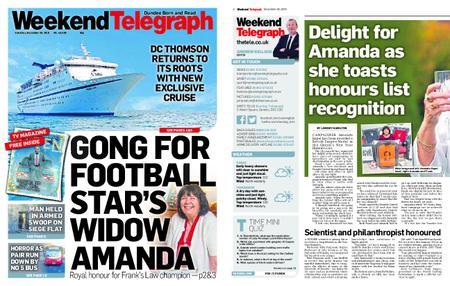 Evening Telegraph First Edition – December 29, 2018