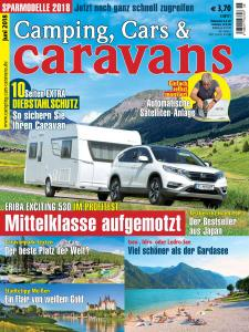 Camping, Cars & Caravans - Juni 2018