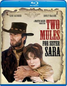 Two Mules for Sister Sara (1970) [4K Restoration]