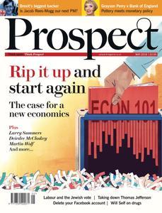 Prospect Magazine - May 2018