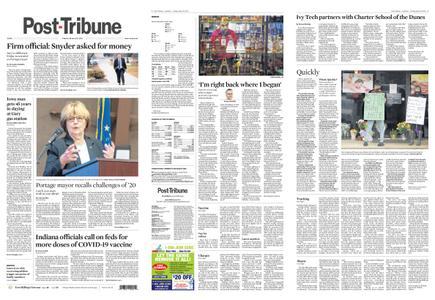Post-Tribune – March 19, 2021