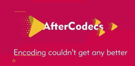 Dornisoft AfterCodecs 1.1.4 for Adobe After Effects