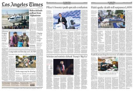 Los Angeles Times – August 17, 2021