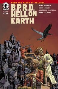 B P R D Hell on Earth 144 - Cometh the Hour 2016 digital Son of Ultron-Empire