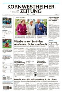 Kornwestheimer Zeitung - 08. Mai 2019