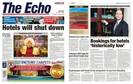 Evening Echo – December 14, 2020