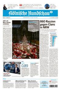 Kölnische Rundschau Wipperfürth/Lindlar – 25. November 2019