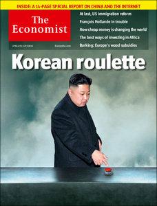 The Economist Audio Edition April 6th - 12th 2013
