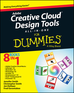 Adobe Creative Cloud Design Tools All-in-One For Dummies (repost)