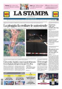 La Stampa Imperia e Sanremo - 25 Novembre 2019