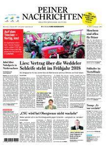 Peiner Nachrichten - 04. Oktober 2017