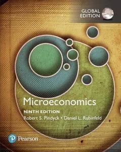 Microeconomics Plus Pearson MyLab Economics with Pearson eText