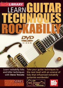 Lick Library - Learn Guitar Techniques - Rockabilly
