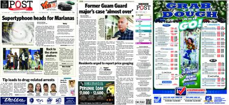 The Guam Daily Post – October 25, 2018