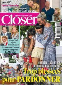 Closer France - 20 avril 2018