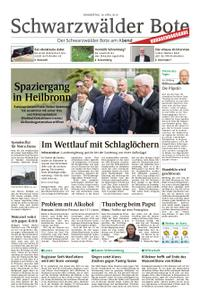 Schwarzwälder Bote Sulz - 18. April 2019