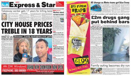 Express and Star City Edition – June 27, 2018