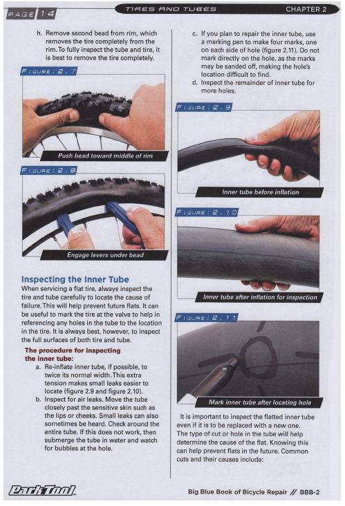 repair bike blue pdf of book big