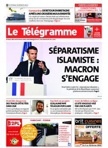 Le Télégramme Concarneau – 19 février 2020