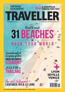 National Geographic Traveller UK - November 2017