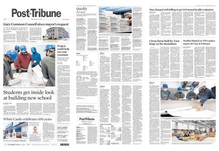 Post-Tribune – March 22, 2021