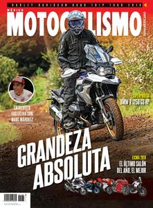 Motociclismo Panamericano - diciembre 2018