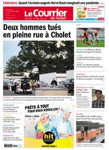 Le Courrier de l'Ouest Angers – 15 novembre 2020