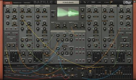 Heckmann Audio - u-he Bazille v1.1.0.9033 WiN