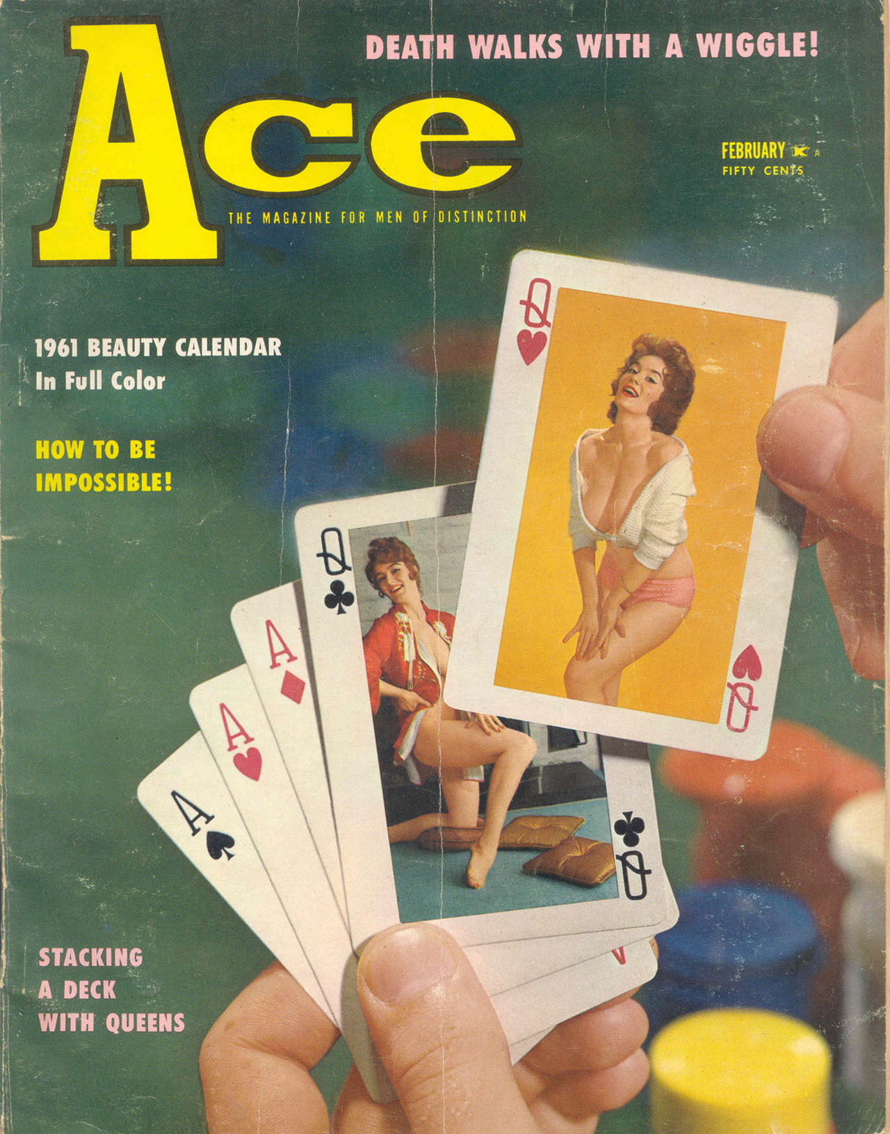 Ace - Feb 1961